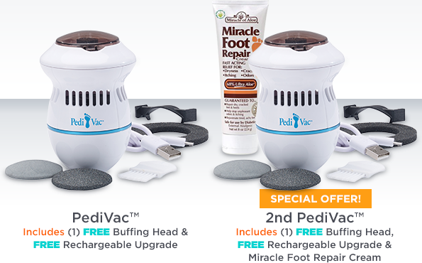 Order PediVac™ Today!