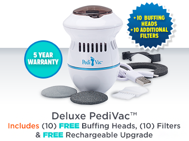 PediVac™ Deluxe Offer